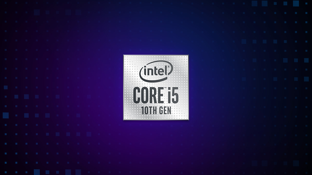 Core i5 Chip