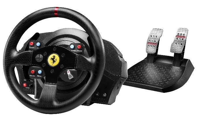 Thrustmaster T300 Ferrari GTE Racing Whee