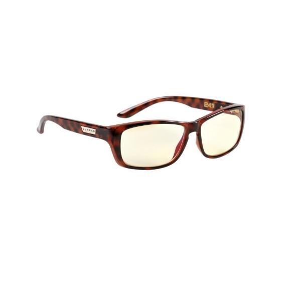 Gunnar Micron 24K Amber Tortoise Digital Eyewear