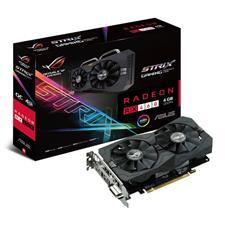 ASUS AMD Radeon RX 460 ROG Strix OC 4GB Video Card